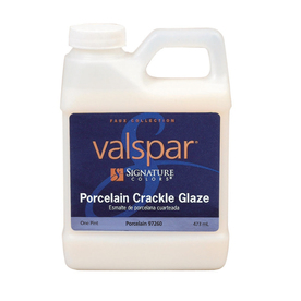 Valspar Signature Colors 16-fl oz Interior Gloss Clear Latex-Base Paint