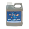Valspar Signature Colors 16 fl oz Interior Satin Gold Paint