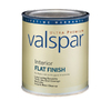 Valspar Ultra Premium Quart Interior Flat Ultra White Paint