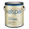 Valspar Ultra Premium 1-Gallon Interior Flat Ultra White Latex-Base Paint