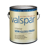 Valspar Ultra Premium Gallon Interior Semi-Gloss Ultra White Paint
