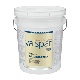 Valspar Ultra Premium 5-Gallon Interior Eggshell Tintable Paint