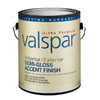 Valspar Ultra Premium Gallon Interior/Exterior Semi-Gloss Paint