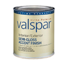 Valspar Ultra Premium Quart Interior/Exterior Semi-Gloss Paint