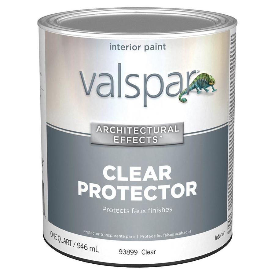 Shop Valspar Signature Colors Quart Size Container Interior Satin Clear Latex Base Paint Actual