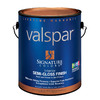 Valspar Signature Colors Gallon Interior Semi-Gloss Tintable Paint and Primer in One
