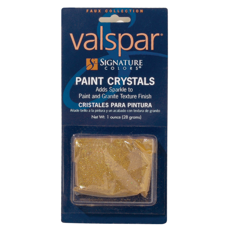 Shop Valspar Signature Colors 1 Oz Interior Granite Crystals At Lowes Com