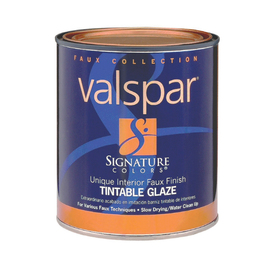 Valspar Signature Colors 1-Quart Interior Eggshell Tintable Latex-Base Paint