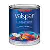 Valspar Signature Signature White Eggshell Latex Interior Paint and Primer In One (Actual Net Contents: 29-fl oz)