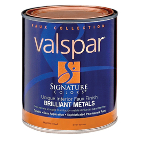 Valspar Signature Colors Quart Interior Semi-Gloss Tintable Paint