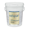Valspar Ultra Premium 5-Gallon Interior Flat Enamel Ultra White Latex-Base Paint