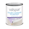 Valspar Ultra Premium 32 fl oz Interior Flat Ceiling White Paint and Primer in One