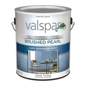 Valspar Signature Colors Tintable Flat Latex Interior Paint (Actual Net Contents: 116-fl oz)