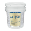 Valspar Ultra Premium 5-Gallon Interior Flat Swiss Coffee Paint