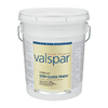 Valspar Ultra Premium 5-Gallon Interior Semi-Gloss Swiss Coffee Paint