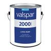 Valspar Contractor Finishes 2000 Pro 2000 Antique White Flat Latex Interior Paint (Actual Net Contents: 128-fl oz)