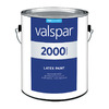 Valspar Contractor Finishes 2000 Gallon Interior Flat Swiss Coffee Paint