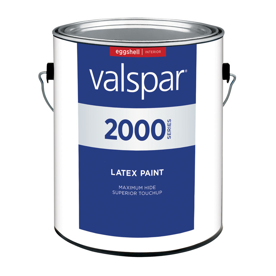 White Latex Paint : Shop valspar contractor finishes pro gallon size