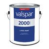 Valspar Contractor Finishes 2000 Pro 2000 Gallon Size Container Interior Eggshell Antique White Latex-Base Paint (Actual Net Contents: 128-fl oz)