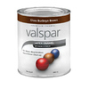 Valspar Quart Interior/Exterior Gloss Buckeye Brown Paint