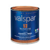 Valspar Signature Colors Quart Interior Eggshell  Blue Base Paint and Primer in One