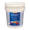 Valspar Signature 5-Gallon Interior Semi-Gloss Tintable Paint and Primer in One