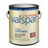 Valspar Ultra Premium Gallon Interior Flat Black Paint