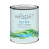 Valspar Ultra 32 fl oz Interior Eggshell Tintable Paint and Primer in One