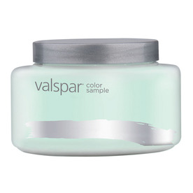 Valspar Tranquility Interior Satin Paint Sample (Actual Net Contents: 8-fl oz)