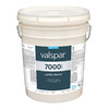 Valspar 5-Gallon Interior Flat White Paint