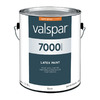 Valspar White Semi-Gloss Latex Interior Paint (Actual Net Contents: 124-fl oz)