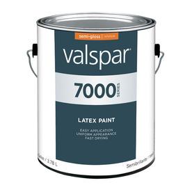 Valspar Antique White Semi-Gloss Latex Interior Paint (Actual Net Contents: 128-fl oz)
