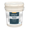 Valspar 5 Gallon Size Container Interior Semi-Gloss Tintable White Latex-Base Paint (Actual Net Contents: 620-fl oz)
