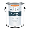 Valspar Gallon Exterior Semi-Gloss White Paint