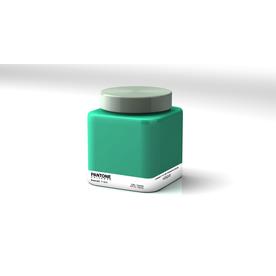 Valspar Emerald Green Interior Satin Paint Sample (Actual Net Contents: 8-fl oz)