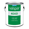 Valspar Gallon Interior Flat Medium Base Paint