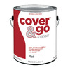 Valspar Cover and Go White Flat Latex Interior Paint (Actual Net Contents: 124-fl oz)