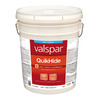 Valspar QuikHide Classic Antique White Semi-Gloss Latex Interior Paint (Actual Net Contents: 640-fl oz)