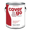 Valspar Cover and Go White Semi-Gloss Latex Interior Paint (Actual Net Contents: 124-fl oz)