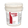 Valspar Cover and Go White Flat Latex Interior Paint (Actual Net Contents: 620-fl oz)