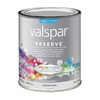 Reserve Reserve White Flat Latex Interior Paint and Primer in One (Actual Net Contents: 32-fl oz)