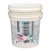 Valspar Reserve White Latex Exterior Paint (Actual Net Contents: 600-fl oz)