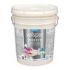 Valspar Reserve White Latex Exterior Paint (Actual Net Contents: 580-fl oz)