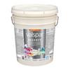 Valspar Reserve White Latex Exterior Paint (Actual Net Contents: 600-fl oz)