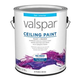 shop valspar gallon size container interior flat ceiling. Black Bedroom Furniture Sets. Home Design Ideas