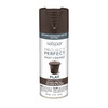 Valspar Project Perfect Brown Velvet Fade Resistant Enamel Spray Paint (Actual Net Contents: 12 Oz.)
