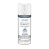 Valspar Project Perfect White Fade Resistant Enamel Spray Paint (Actual Net Contents: 12 Oz.)