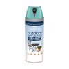 Valspar Outdoor Koi Pond Fade Resistant Enamel Spray Paint (Actual Net Contents: 12 Oz.)