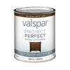 Valspar Project Perfect Satin Latex Paint (Actual Net Contents: 32-fl oz)