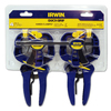 IRWIN 4-Piece Clamp Set